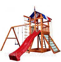 """Игровой комплекс (детская площадка) для улицы """"Три элемента"""""""