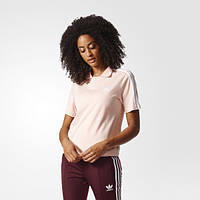 Женская футболка-поло Adidas Originals BJ8203