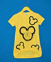 Детские футболки для девочек 9-12 лет, Детские футболки оптом