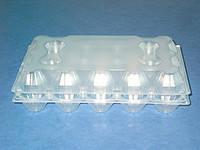 Пластиковая упаковка для яиц 15шт ПС-3615, 246*148*65 (270 шт)