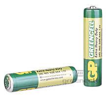 Батарейка микропальчиковая GP Greencell R03