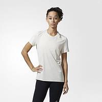 Женская беговая футболка adidas SUPERNOVA S97963 - 2017