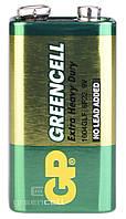 Батарейка GP Greencell 6F22