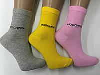 Носки детские  хлопок Moschino пр-во Турция, фото 1