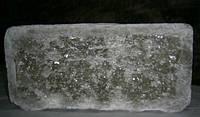 Морская соль как строительный материал.