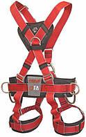 Полная система для промышленного альпинизма и работ на высоте First Ascent Urban Plus red