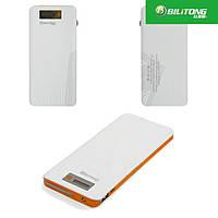 Внешний аккумулятор Bilitong Y083 Power Bank для Apple 13000 mAh (оранжевый)