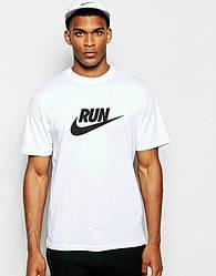 Мужская футболка Nike белая