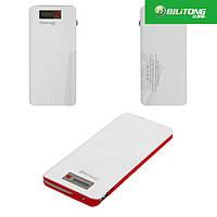Внешний аккумулятор Bilitong Y083 Power Bank для Apple 13000 mAh (красный)