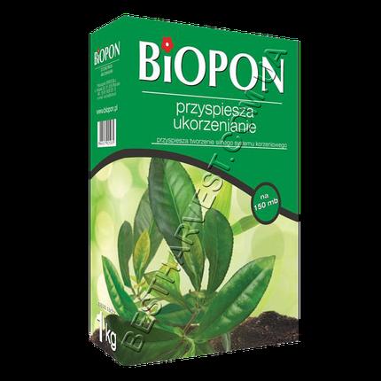 Биопон (Biopon) удобрение для укрепления корней 1кг Гранулированное комплексное , фото 2