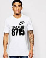Мужская футболка Nike Track&Field белая