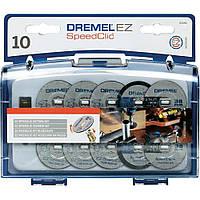 Набор насадок Dremel SpeedClic SC690 (2615S690JA)