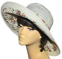 Шляпа женская Поляна молоко + прованс беж
