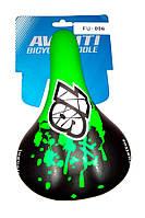 Седло Avanti FU-006 16 зеленое