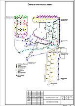 Системы автоматического полива Харьков, автополив, автоматический полив Hunter, фото 3