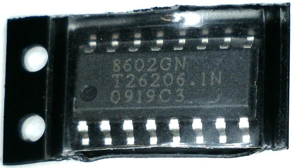 OZ8602GN. Новый. Оригинал.