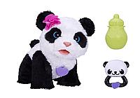 Интерактивная панда Пом пом Хасбро