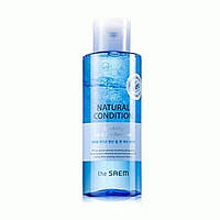 Мицеллярная вода The Saem Natural Condition Sparkling Cleansing Water