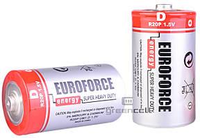 Батарейка Euroforce Energy Super Heavy Duty R20