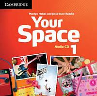 Your Space 1 Audio CD (проект №3)