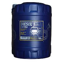 Масло Mannol Diesel Extra 10W40 10л.