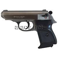 Пистолет стартовый Ekol Major серый