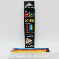 Карандаши цветные ST9402-6 Профи-Арт 6цв