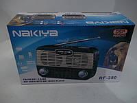 """Радиоприемник c USB/SD функцией и аккумулятором. """"RF-380"""""""