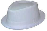 Шляпа Брабус белый