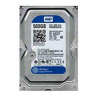 Накопичувач WD 500GB 7200rpm 32MB SATA III (WD5000AZLX)