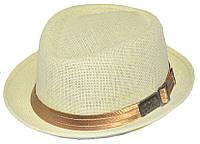 Шляпа Брабус солома