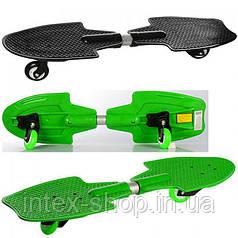 Скейт рипстик MS 0849