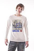 Футболка мужская с длинным рукавом Oregon 4, фото 1