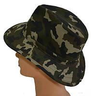 Шляпа мужская Рейнджер темный камуфляж