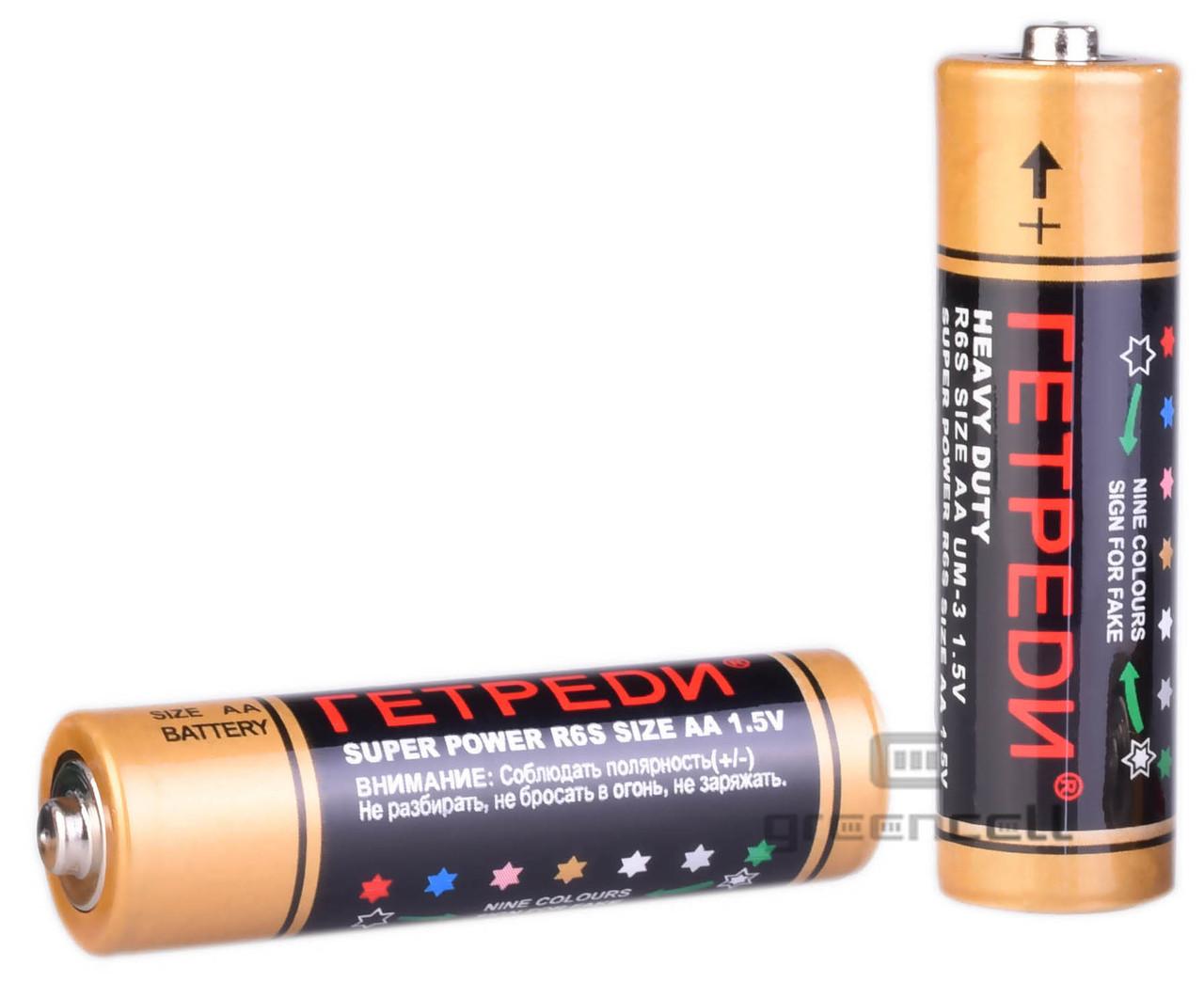 Батарейка ГЕТРЕDИ R6
