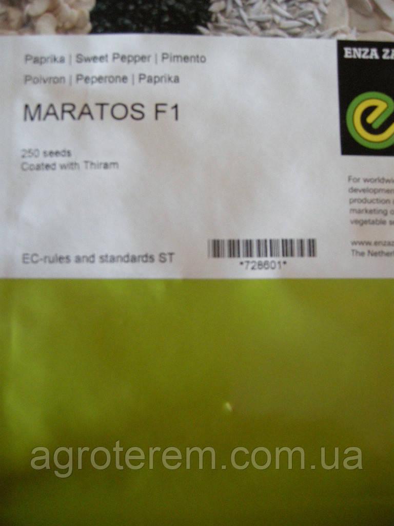 Семена перца  Маратос MARATOS F1 250с