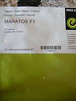 Семена перца  Маратос F1 250с
