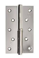 Петля стальная Gavroche gr 125*75*2.5мм B1 R ni (никель)