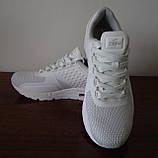 "Белые женские кроссовки ""Nike AIR MAX"" №7302, фото 2"