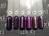 """Гель лак Oxxi """"Кошачий глаз"""" №086 (серо-лиловый магнитный),8 мл, фото 3"""
