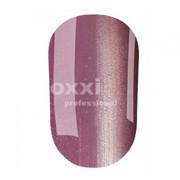 """Гель лак Oxxi """"Кошачий глаз"""" №085 (розово-сиреневый магнитный),8 мл"""