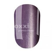 """Гель лак Oxxi """"Кошачий глаз"""" №086 (серо-лиловый магнитный),8 мл"""