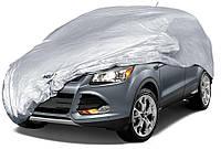 Тент усиленный для внедорожников SUV ✓ минивэнов MPV с подкладкой АВТОКАР™ ➤ размер: M+