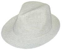 Шляпа Федора канва