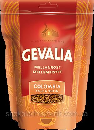 Кофе растворимый Gevalia Mellanrost Colombia Syrlig & Fruktig, 200 г