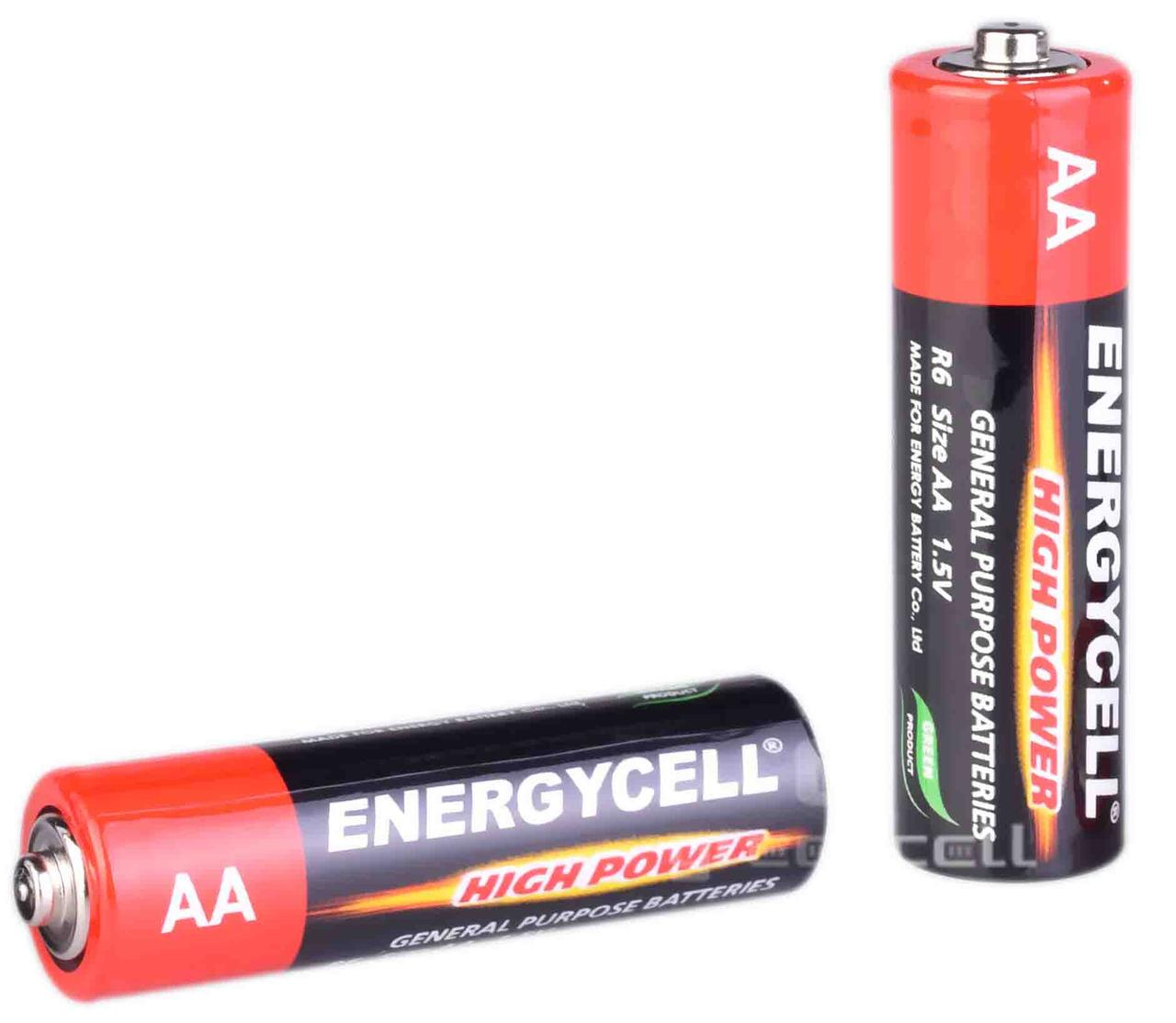 Батарейка Energycell R6