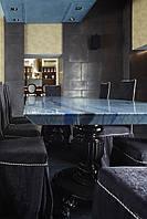Столы, столешницы из мрамора, гранита, травертина, оникса в Киеве.