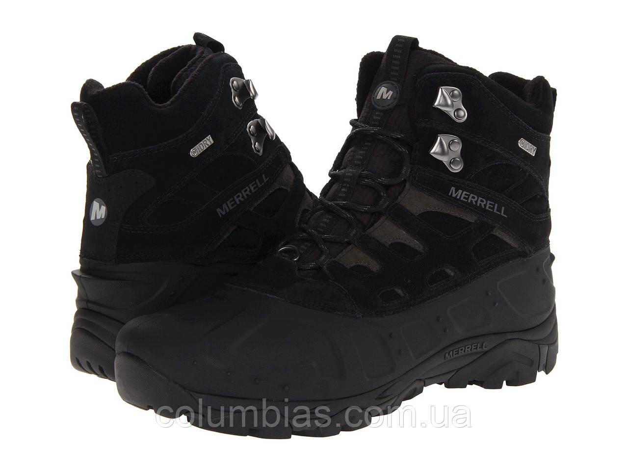 Зимние ботинки Merrell Moab Polar Waterproof - ВЕСЬ ТОВАР В НАЛИЧИИ.  ЗВОНИТЕ В ЛЮБОЕ ВРЕМЯ 4f7d4feed90