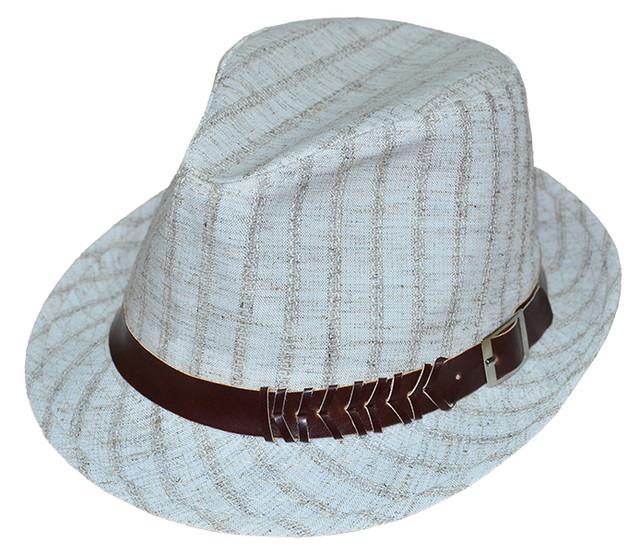 Шляпа мужская Хантор стежина
