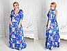 Женское вечернее платье в пол  8174.1, фото 3